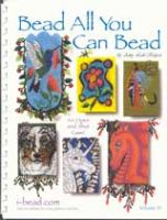 Bead all you Can Bead: An Open and Shut Case Volume 3