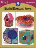 Beaded Boxes and Bowls